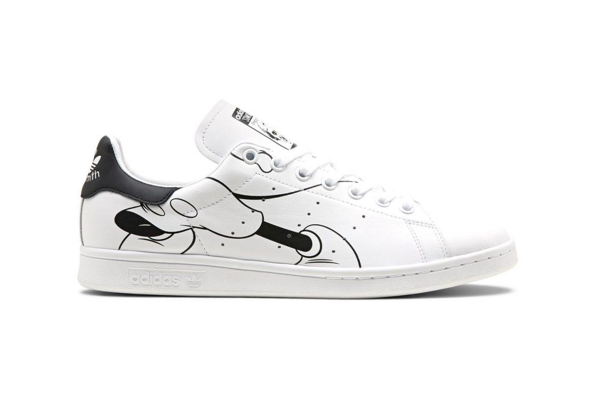 Mickey Mouse x adidas Stan Smith CNY