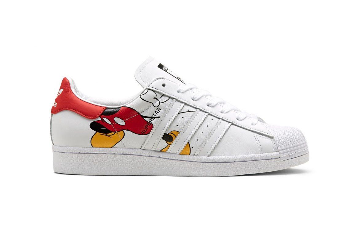 Mickey Mouse x adidas Superstar CNY