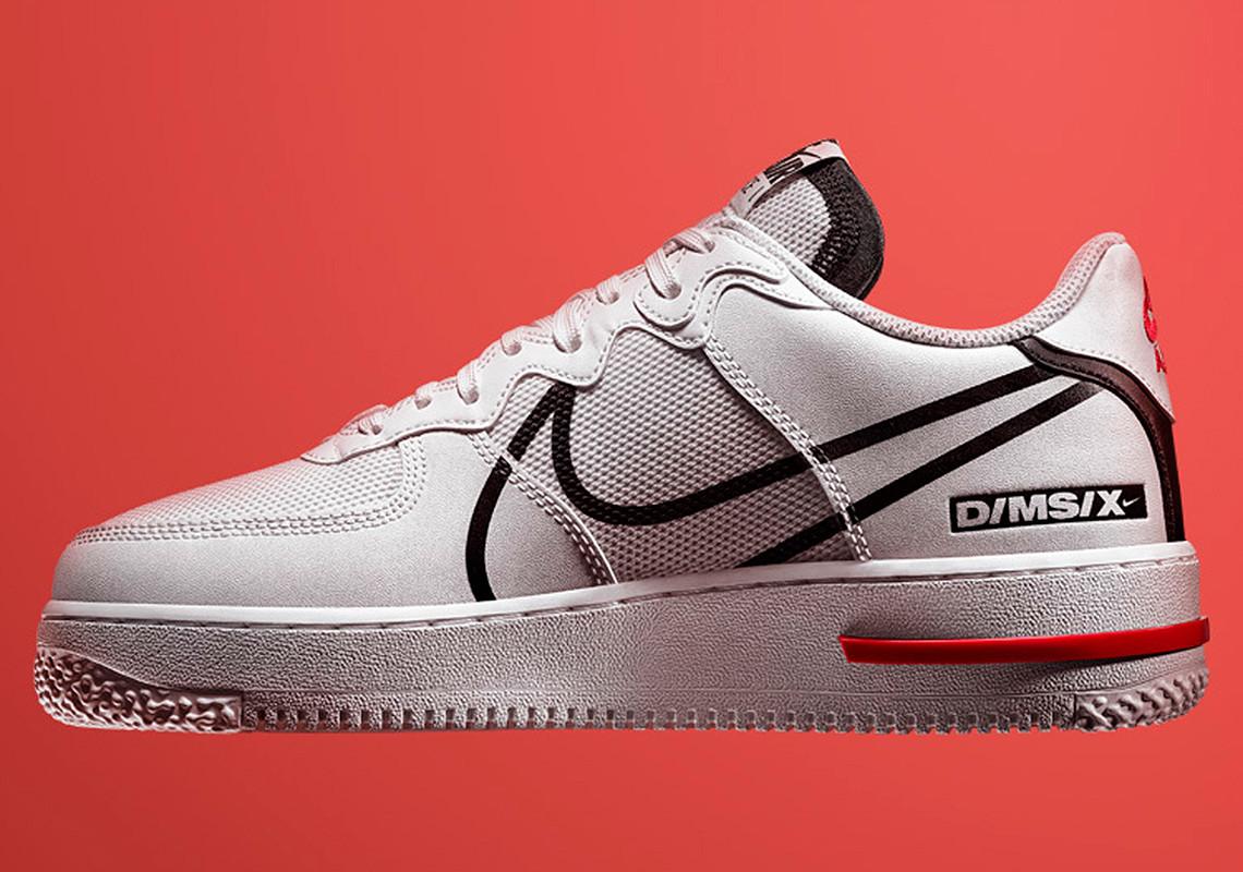 Nike Air Force 1 React - D-MS-X - CD4366-100