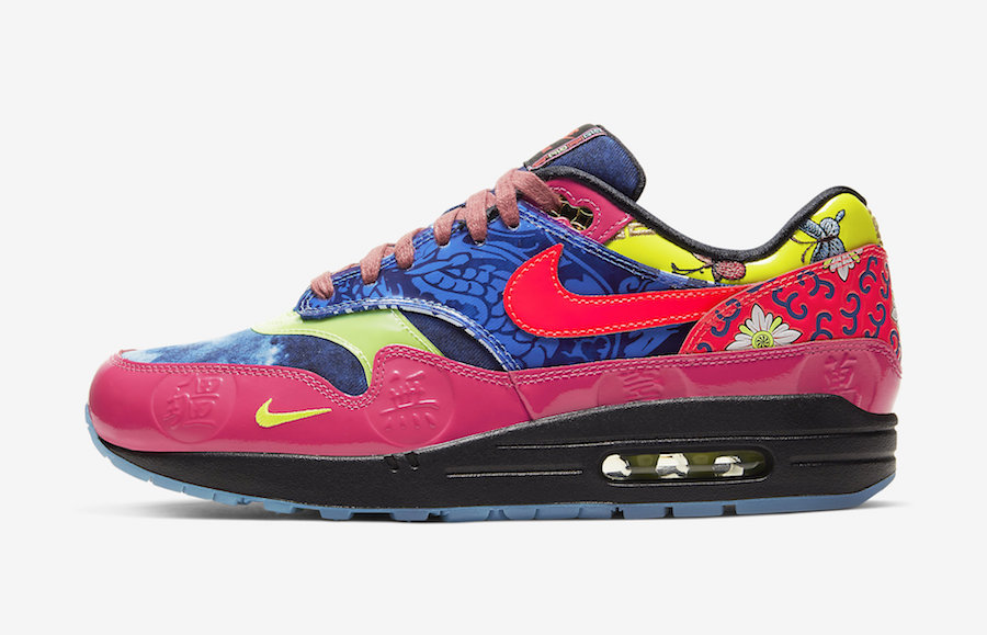 Nike Air Max 1 ''Chinese New Year'' ''Longevity''