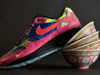 NikeAir Max 1 ''Chinese New Year'' ''Longevity''