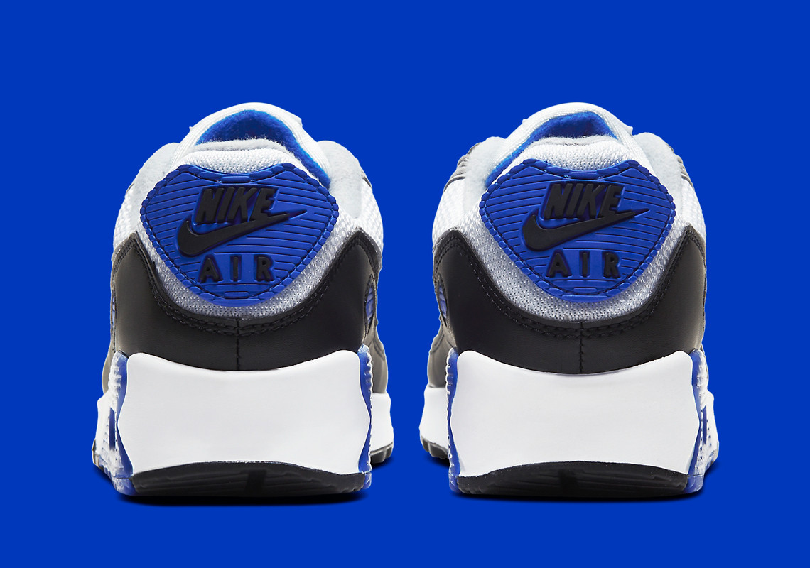 Nike Air Max 90 OG ''Hyper Royal'' - CD0881-102