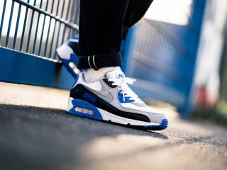 NikeAir Max 90 OG ''Hyper Royal''