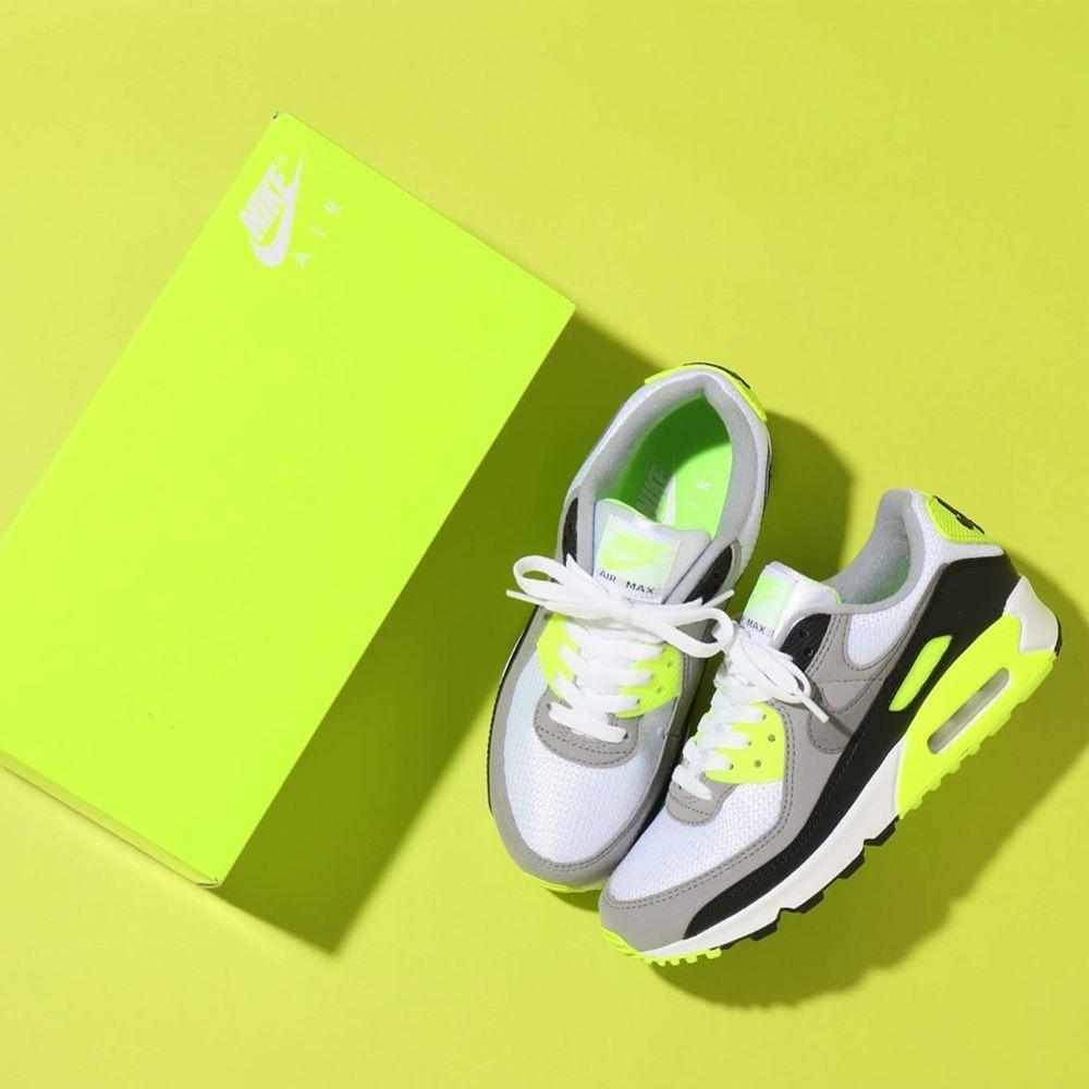 Nike Air Max 90 OG ''Volt''