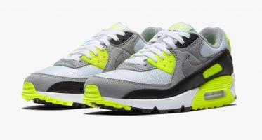 NikeAir Max 90 OG ''Volt''