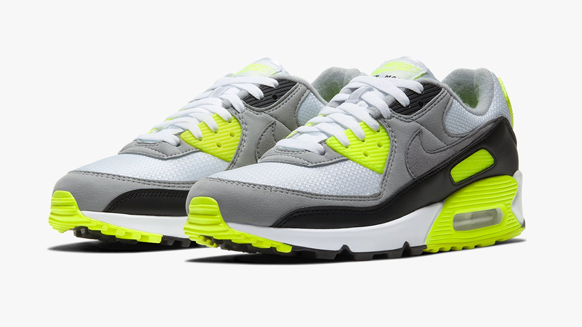 Nike Air Max 90 OG ''Volt'</p>                     </div> 		  <!--bof Product URL --> 										<!--eof Product URL --> 					<!--bof Quantity Discounts table --> 											<!--eof Quantity Discounts table --> 				</div> 				                       			</dd> 						<dt class=