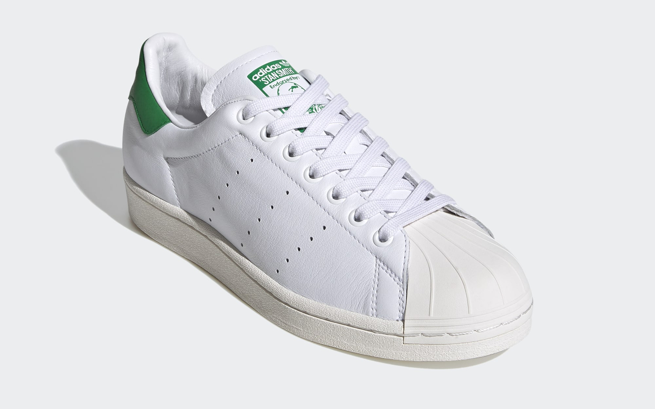 adidas Superstan OG ''Cloud WhiteGreen'' Sneaker Style