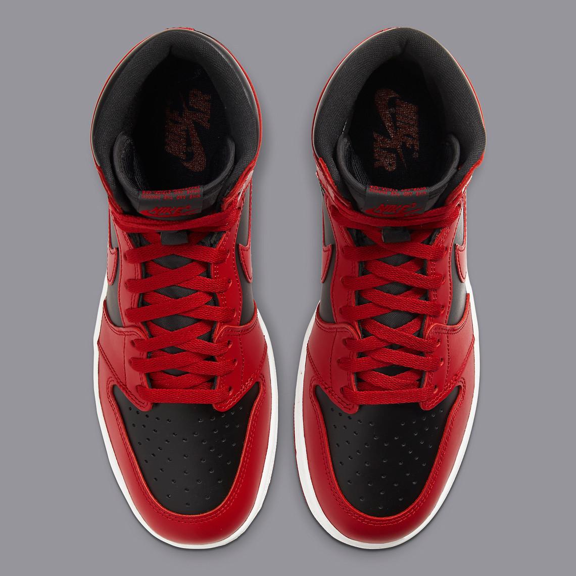 Air Jordan 1 High '85 ''Varsity Red'' - BQ4422-600