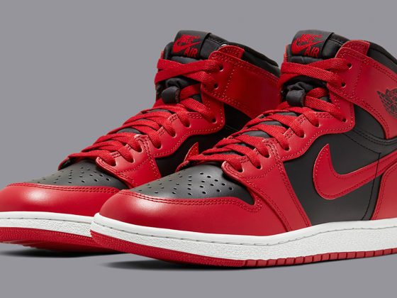 Air Jordan 1 High '85 ''Varsity Red'' - BQ4422-600