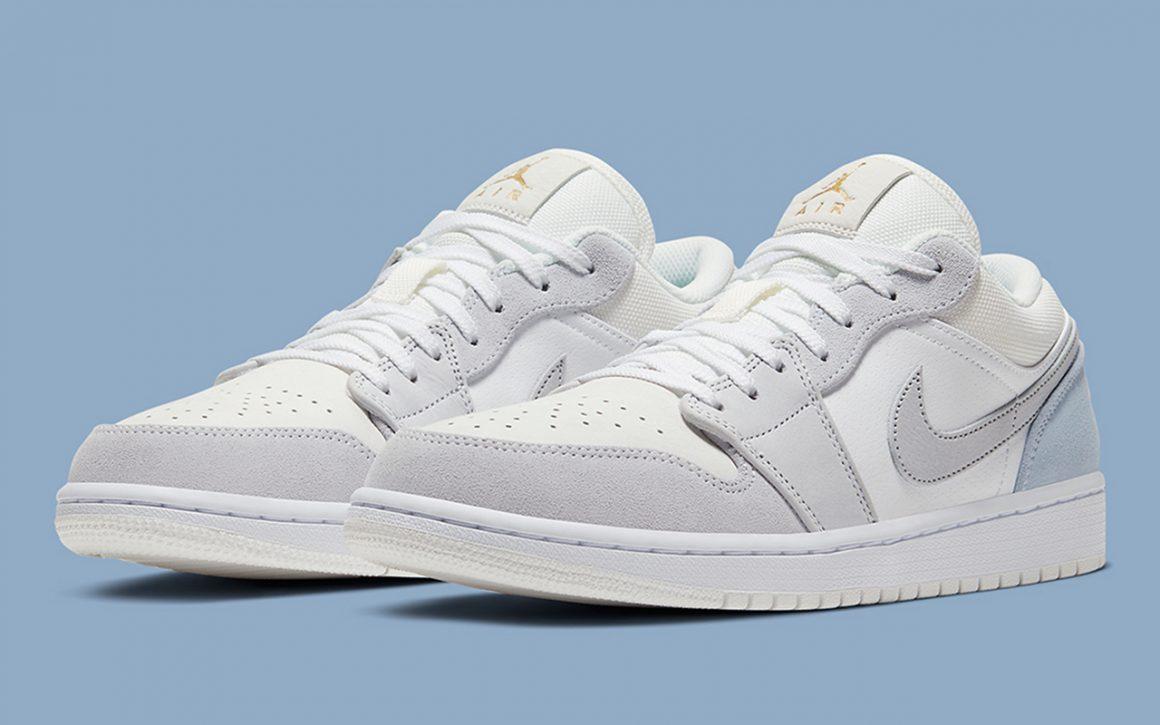 Air Jordan 1 Low ''Paris'' - Sneaker Style