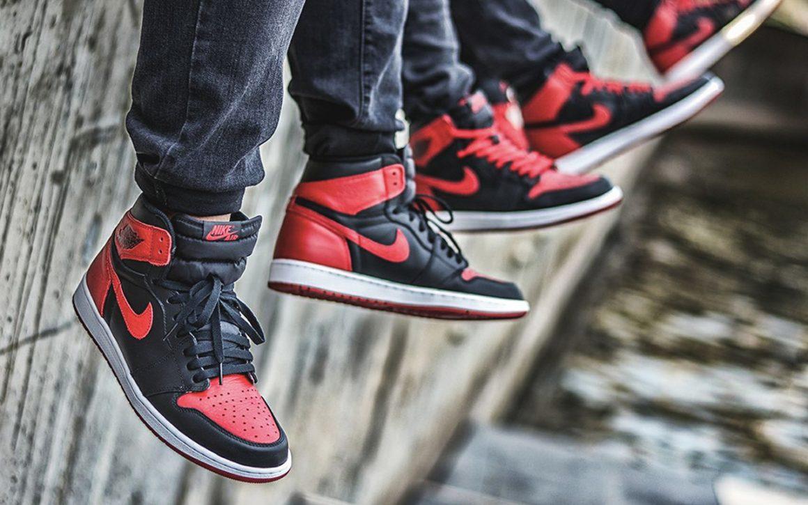 Des parquets à la rue, comment la Air Jordan 1 a