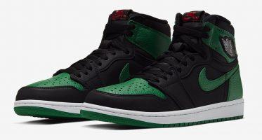 Air Jordan1 Retro High OG ''Pine Green''
