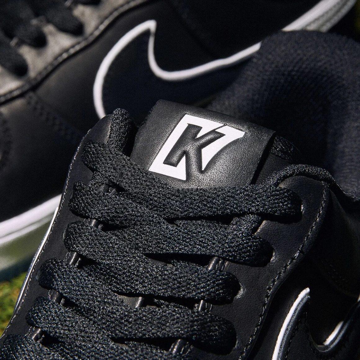 Colin Kaepernick x Nike Air Force 1 Low '07 ''CK''