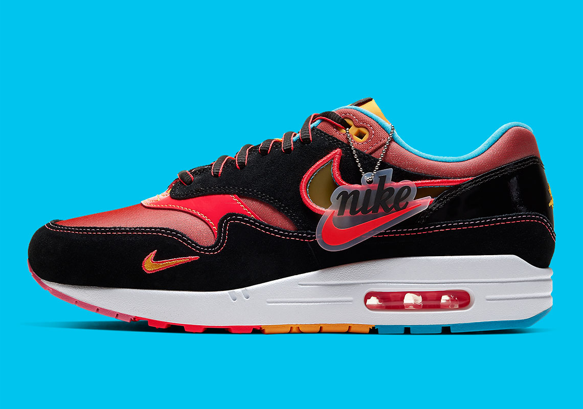 Nike Air Max 1 ''Chinese New Year'' - CU6645-001