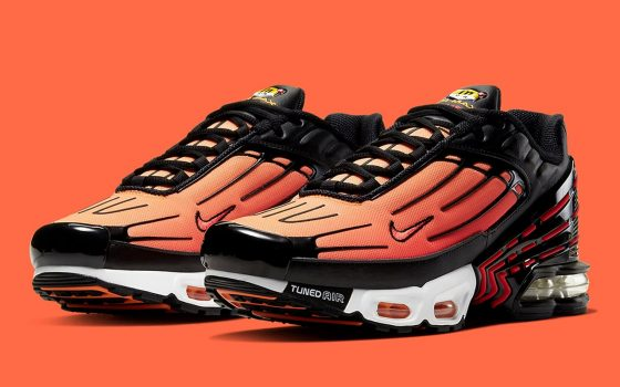 Nike Air Max Plus 3 ''Sunset/Tiger'' - CD7005-001