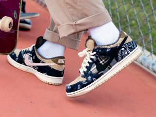 Travis ScottNike SB Dunk Low
