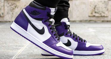 Air Jordan1 Retro High OG ''Court Purple''