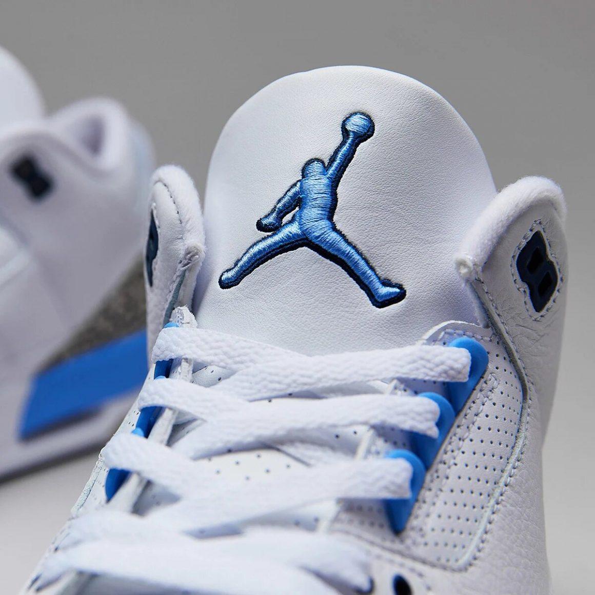 """Air Jordan 3 """"UNC"""""""