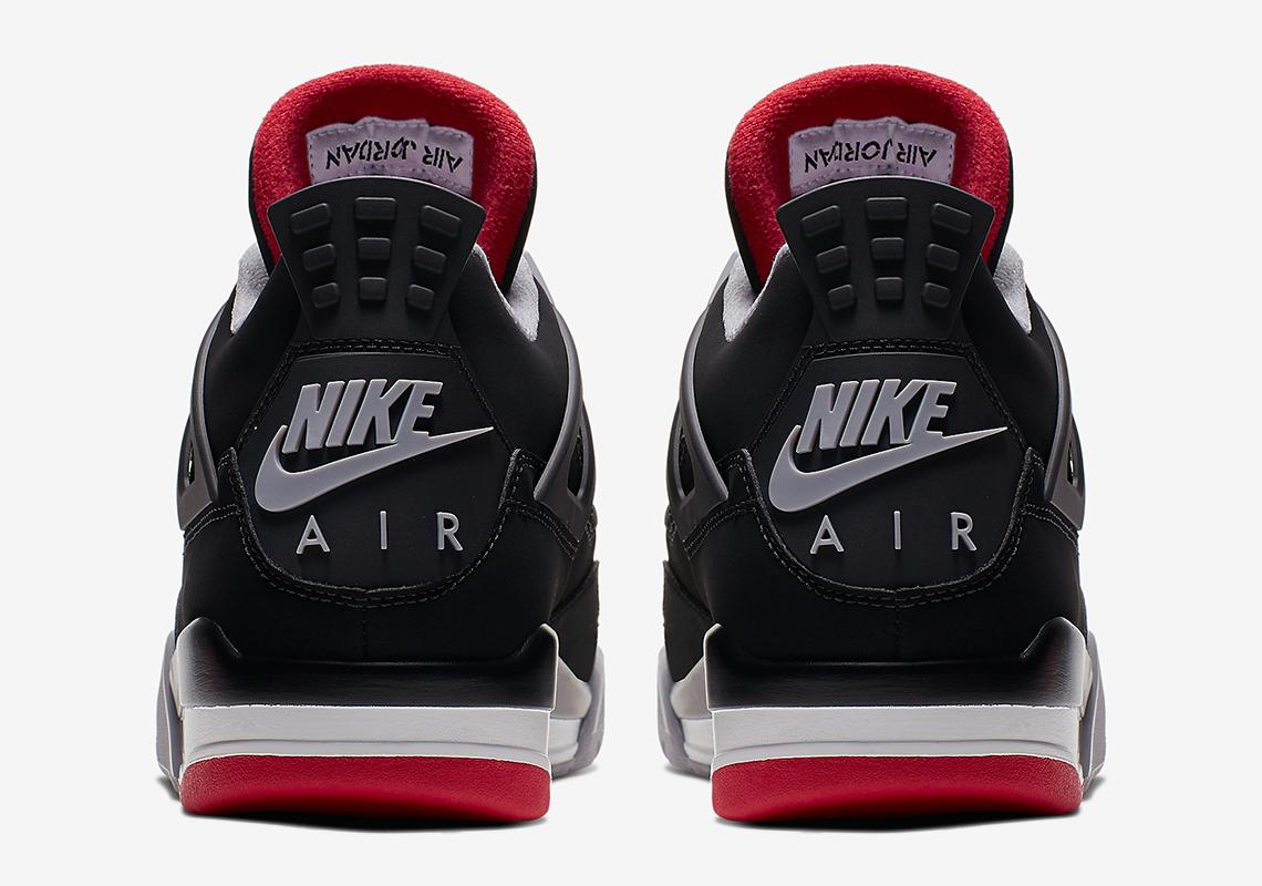 Air Jordan 4 Retro OG ''Bred'' - 308497-060