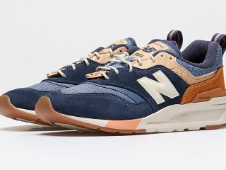 New Balance997H ''Spring Hike'' - Navy with Workwear & White