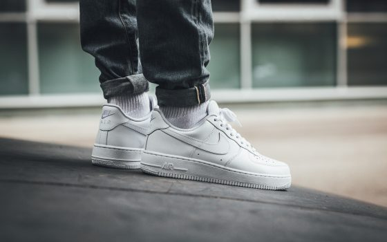 Nike Air Force 1 - On feet