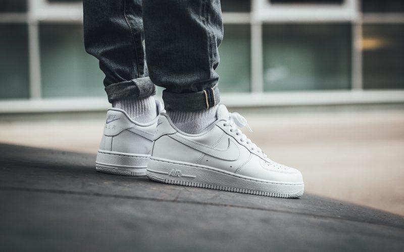 Nike Air Force 1 - On feet