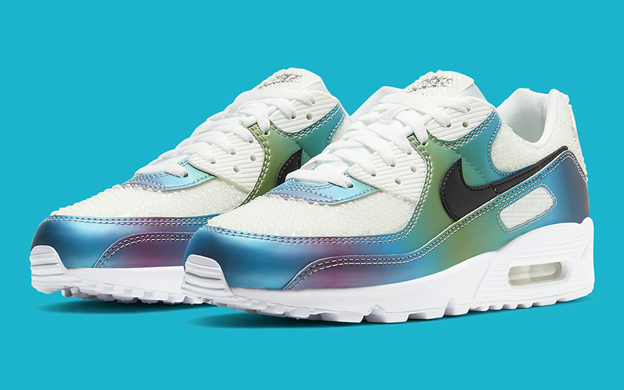 Nike Air Max 90 ''Bubble'' Sneaker Style