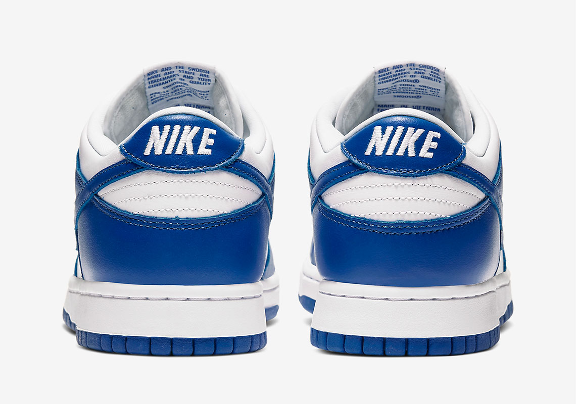 Nike Dunk Low SP ''Kentucky''