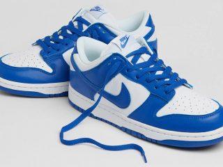 NikeDunk Low SP ''Kentucky''