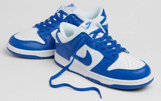 Nike Dunk Low SP ''Kentucky''