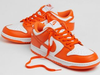 NikeDunk Low SP ''Syracuse''