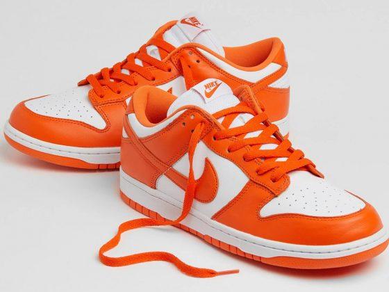 Nike Dunk Low SP ''Syracuse''