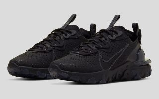 Nike React Vision ''Triple Black'' - CD4373-004