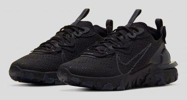 Nike React Vision ''Triple Black'' - CD4373-004 - Sneaker Style