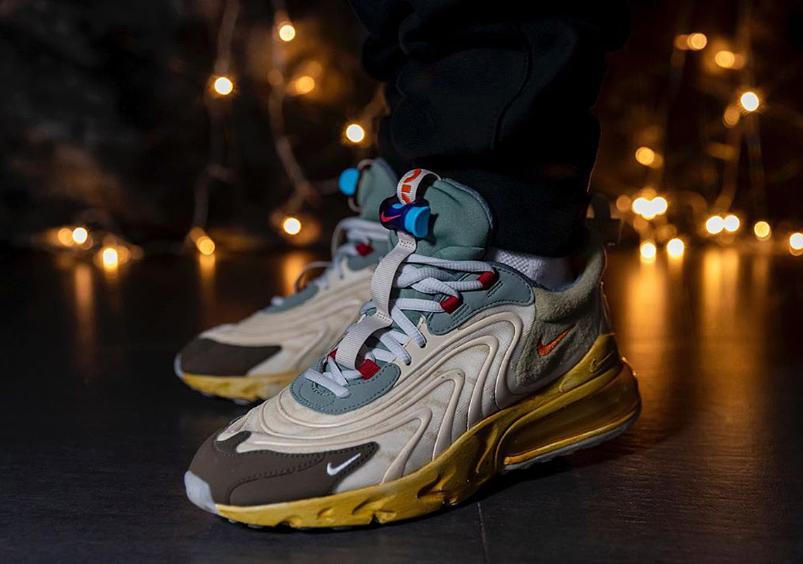 Travis Scott x Nike Air Max 270 React