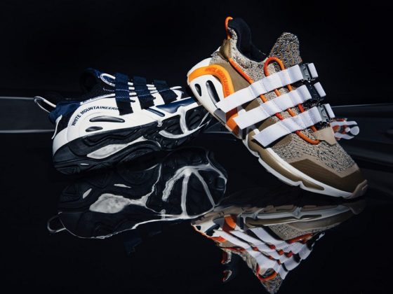 White Moutaineering x adidas LXCON Future Pack
