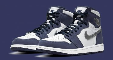 Air Jordan1 Retro High OG CO.JP ''Midnight Navy''