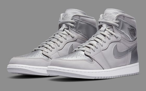 Air Jordan 1 Retro High OG CO.JP ''Neutral Grey'' - 555088-029