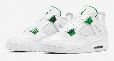 Air Jordan4 ''Metallic Green''