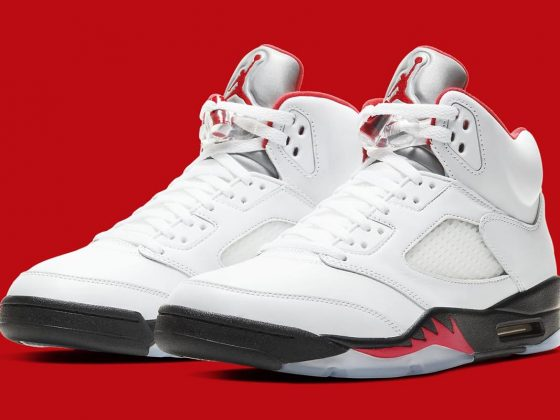 Air Jordan 5 ''Fire Red'' - 2020 - DA1911-102