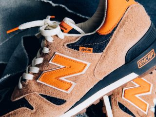 Levi'sNew Balance M1300LV ''Orange Tab''