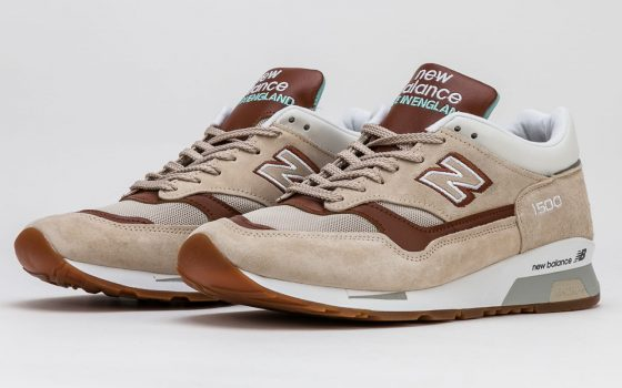 New Balance 1500 ''Made in UK'' - ''Oat with Brown''