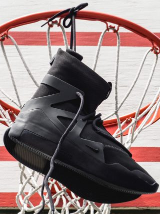 Nike Air Fear of God 1 ''Triple Black'' - AR4237-005
