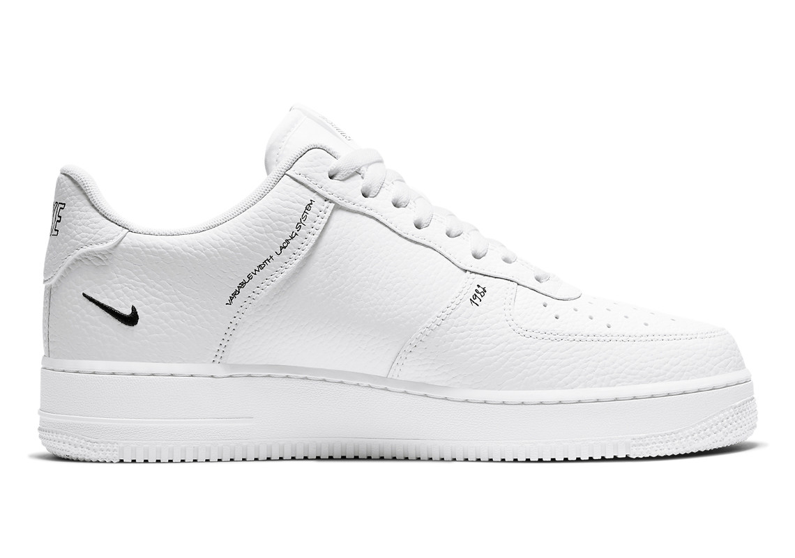 La Nike Air Force 1 passe en mode ''Sketch'' Sneaker Style