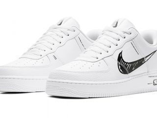 air force 1 noir nike