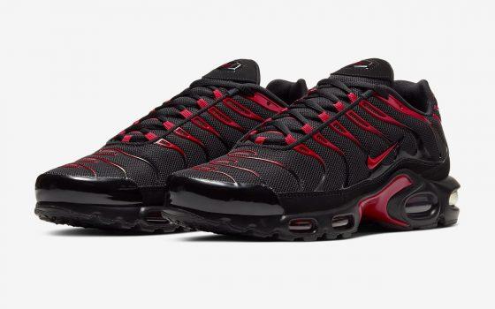 Nike Air Max Plus ''Bred'' - CU4864-001