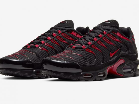 Nike Air Max Plus ''Bred'' - CU4864-001