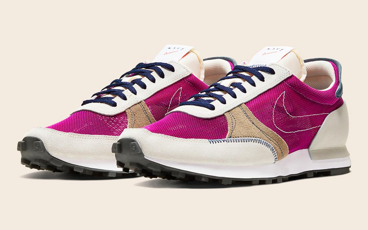 Nike Daybreak Type N.354 ''Cactus Flower'' CW7566 500 Sneaker Style