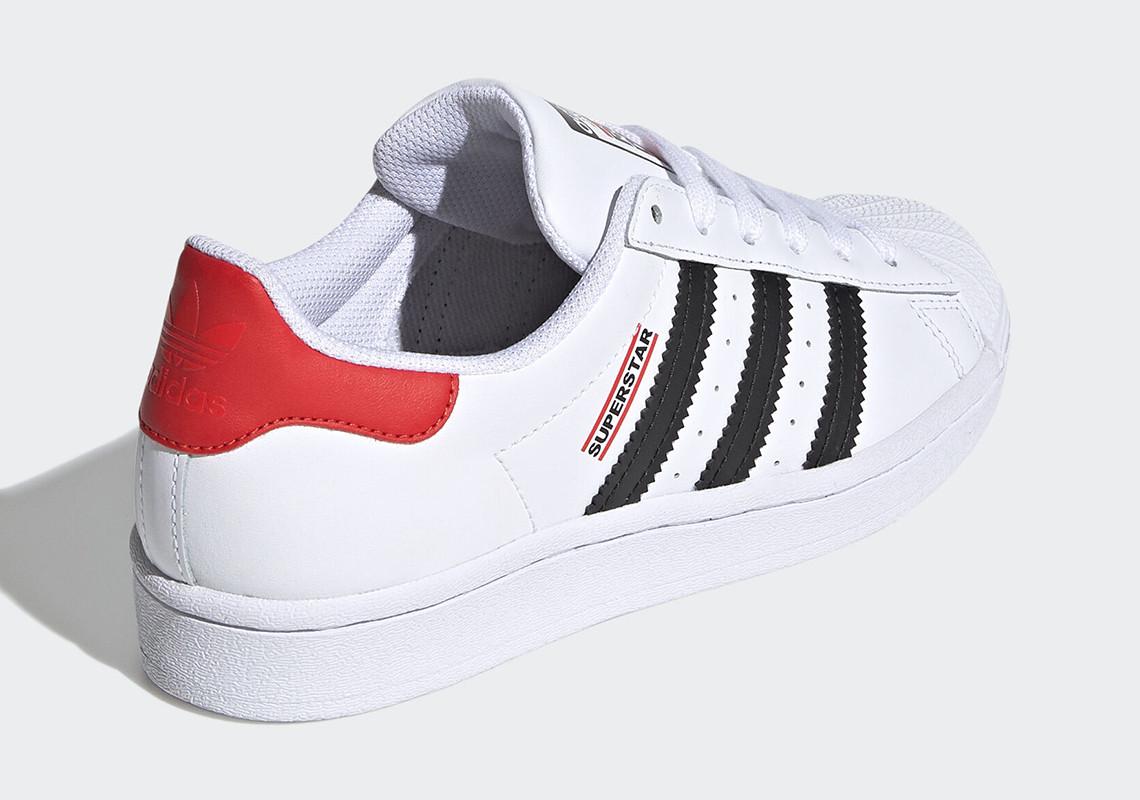 Run DMC x adidas Superstar ''50th Anniversary'' White