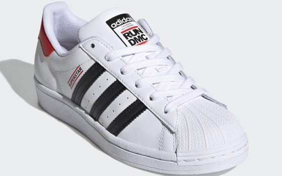 Run-DMC x adidas Superstar ''50th Anniversary'' - White - FY4054